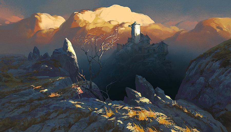 Landscape_07 by Pervandr