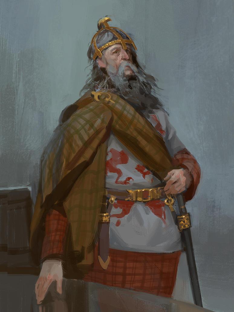 King Arthur by Pervandr
