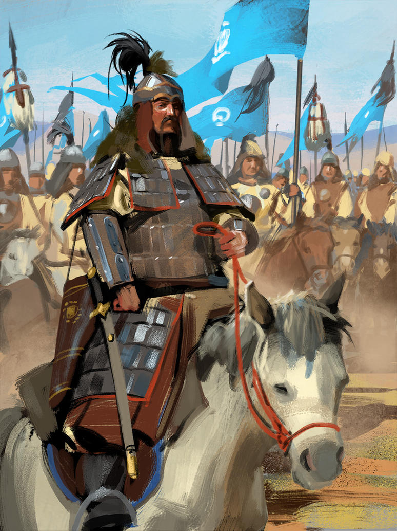 a biography of temujin known as the great genghis khan a warrior We know he was one of history's greatest warriors, but new research  his  original name was temujin, but he took the title of genghis khan or.