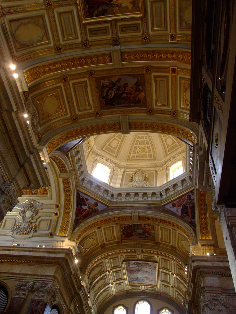 Cagliari'sDuomo by DraconianHell
