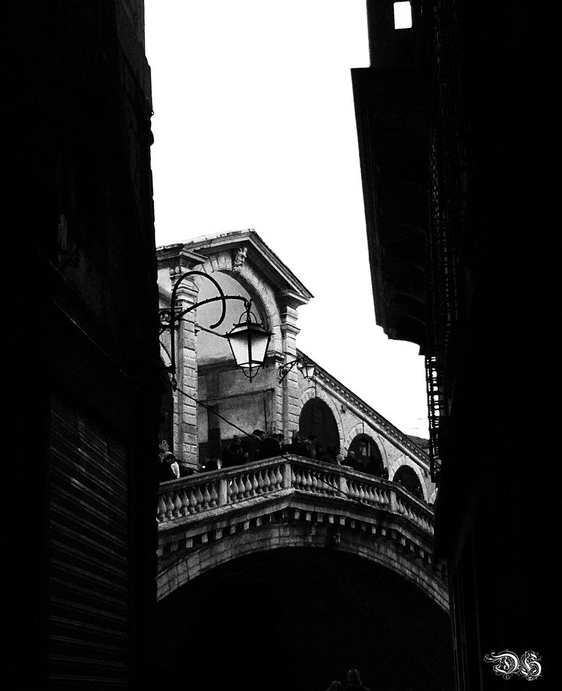 Venice...scent of Grey 3 by DraconianHell