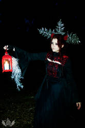 Goth Christmas Series 2014 by DraconianHell