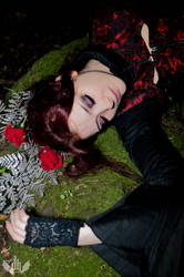 Goth Christmas Series 2014.2 by DraconianHell