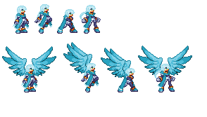 Sprites for sstteevveenn o3o by Dictator-Heartless