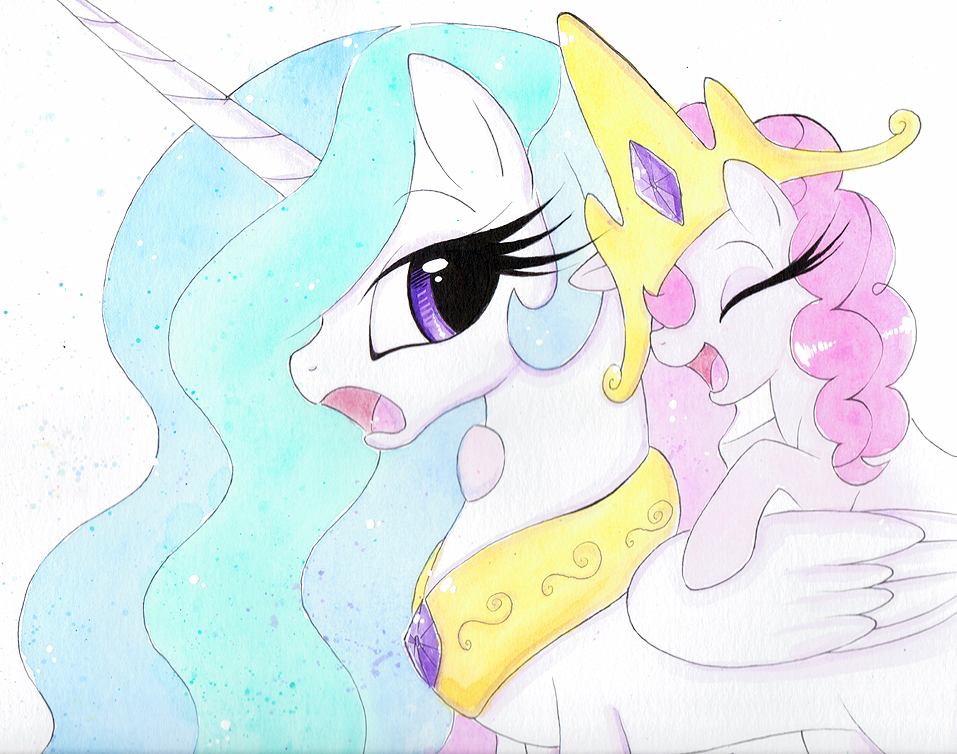 Crown Theif by PrettyPinkP0ny