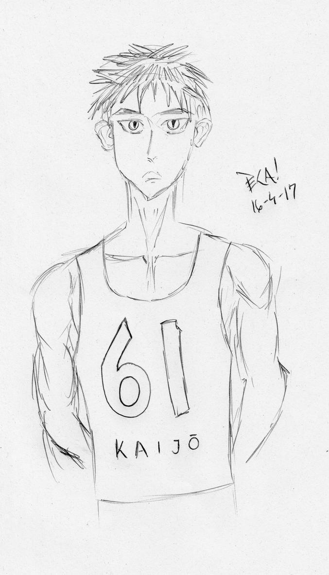 Kaijo Player 61 by Graysmirks