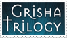 The Grisha Trilogy Stamp by WeNevermore