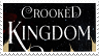 Crooked Kingdom Stamp by WeNevermore