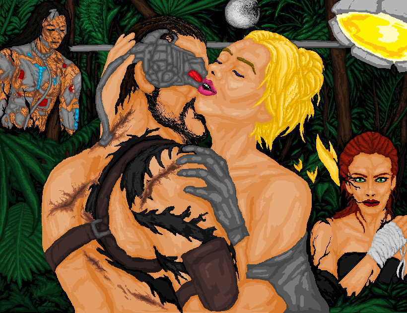 a wild heart- a cassie cage story by dourdan