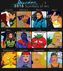 2016 by dourdan