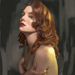 Portrait 4 by Keitchez