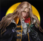 Allucard from Castlevania
