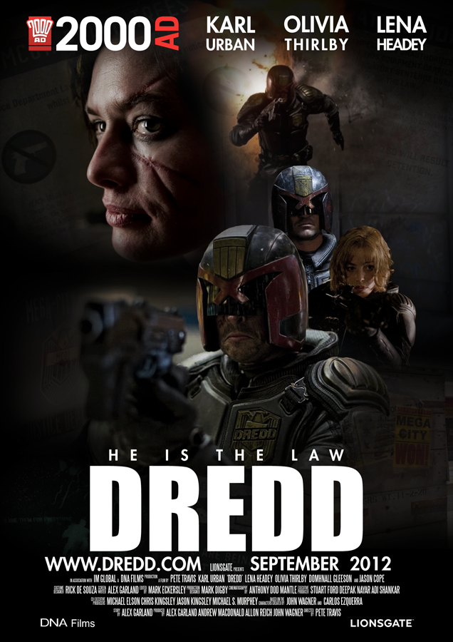 Judge Dredd Reboot!! - Part 1 | Page 7 | The SuperHeroHype
