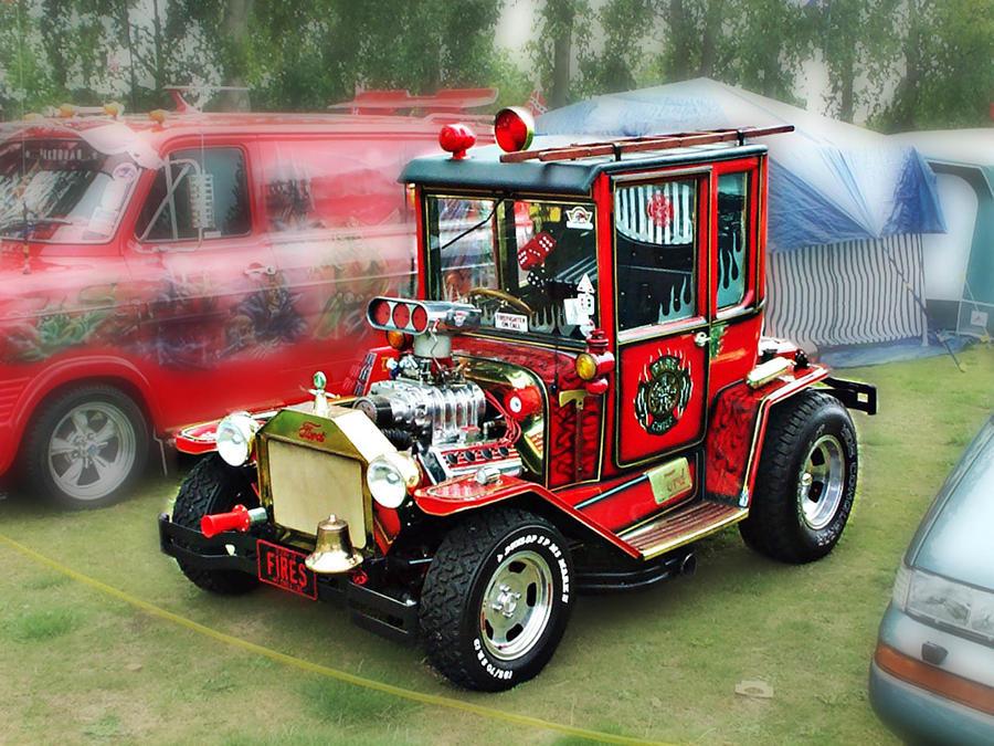 Fire Engine Hot Rod? by friartuck40 on DeviantArt