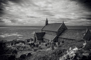 Sea Church 4 (Barmouth) by friartuck40
