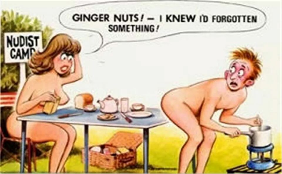 Ginger nuts by friartuck40