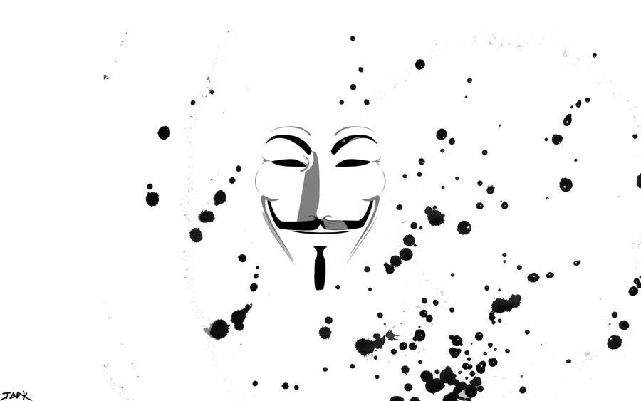 V For Vendetta Wallpaper By Jeakiller