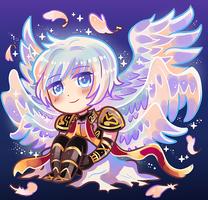 Lucifer - Granblue Fantasy by Lybica