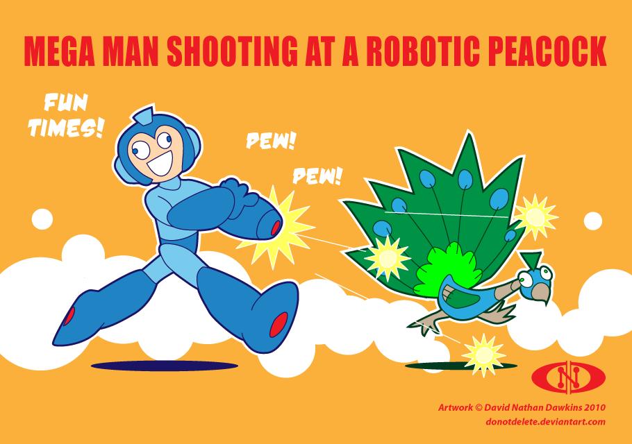 Peacock Comic - photo#38