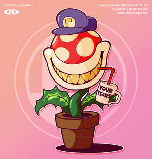 The Piranha Plant That Stole a Character Slot