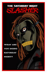 The Saturday Night Slasher Promo image 2 by S-Louis-King