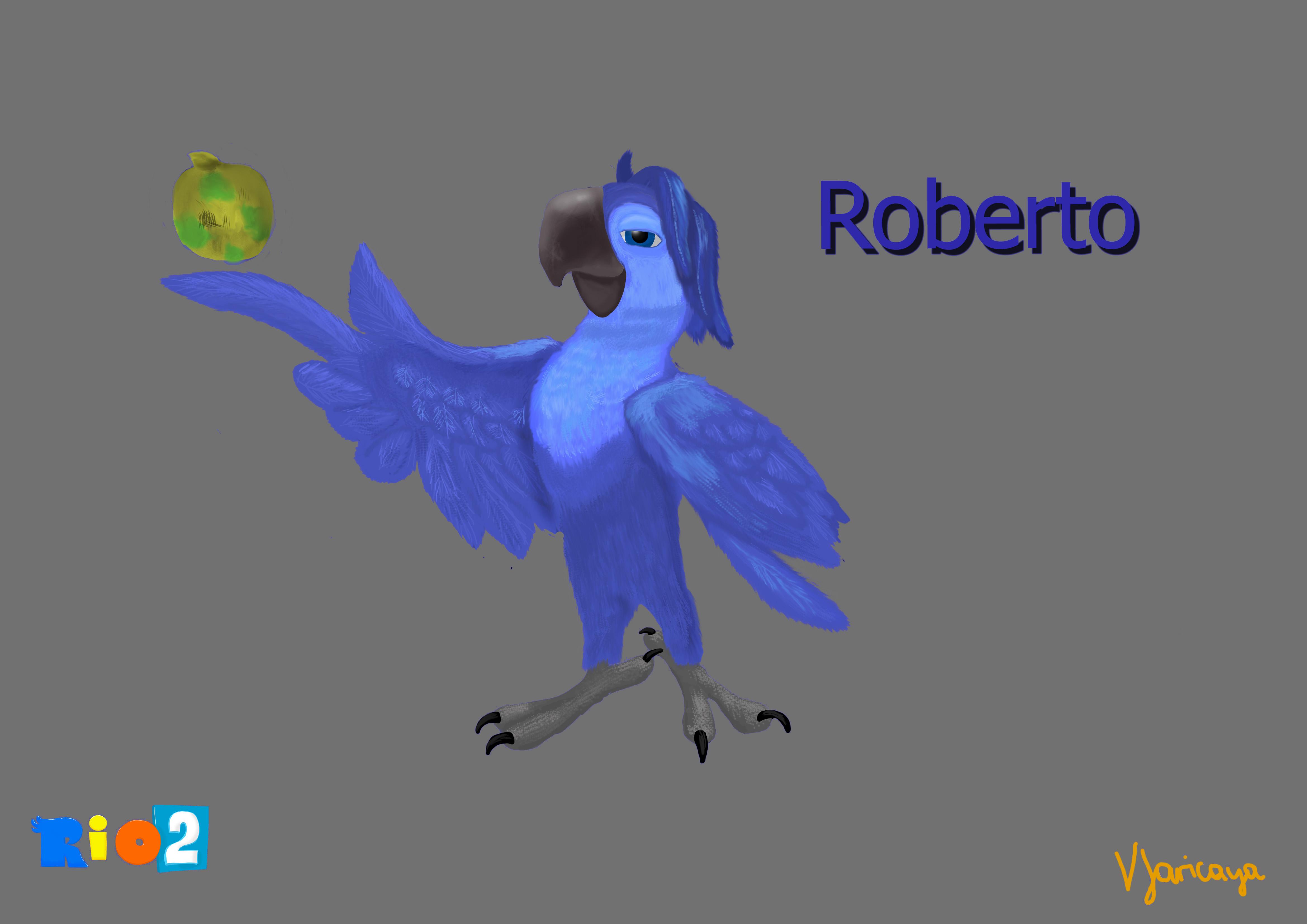 rio 2 roberto latino dating