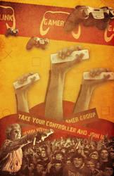 Gamer Link Poster