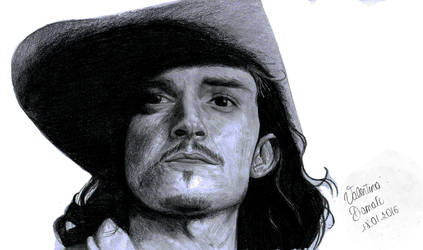 Will Turner by AmaneIII