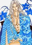 Sephiroth :Aoi Tsuru: