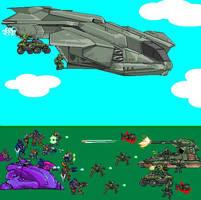 Halo war by supaforum