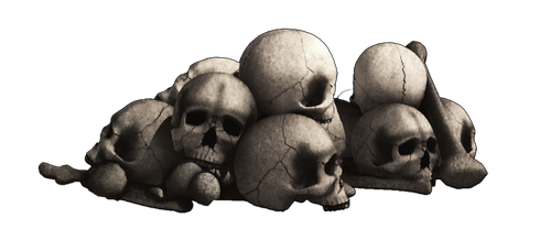 Skull Pile 1 By Kungfufrogmma Modified