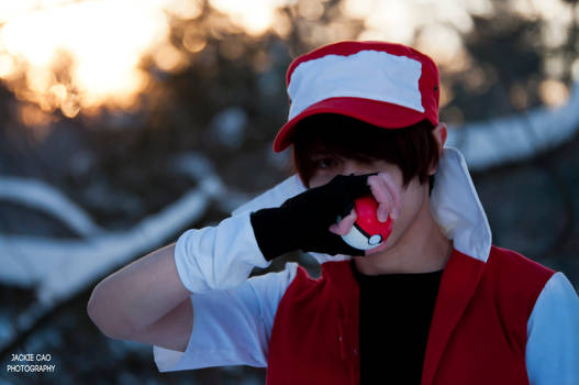 Pokemon: Trainer Red 01
