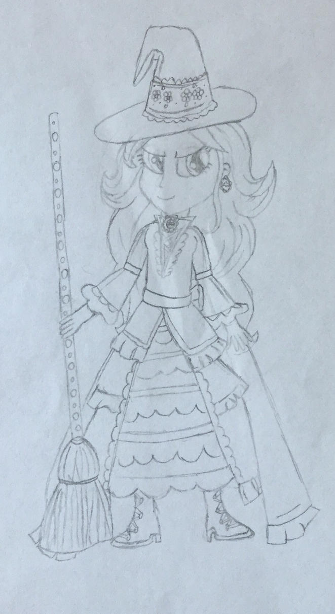 Frenzy, Witch of Canterlot by AuroraHarmony