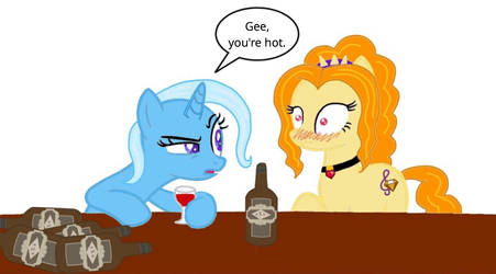 [Request] The Great and Powerful Tipsy by AuroraHarmony