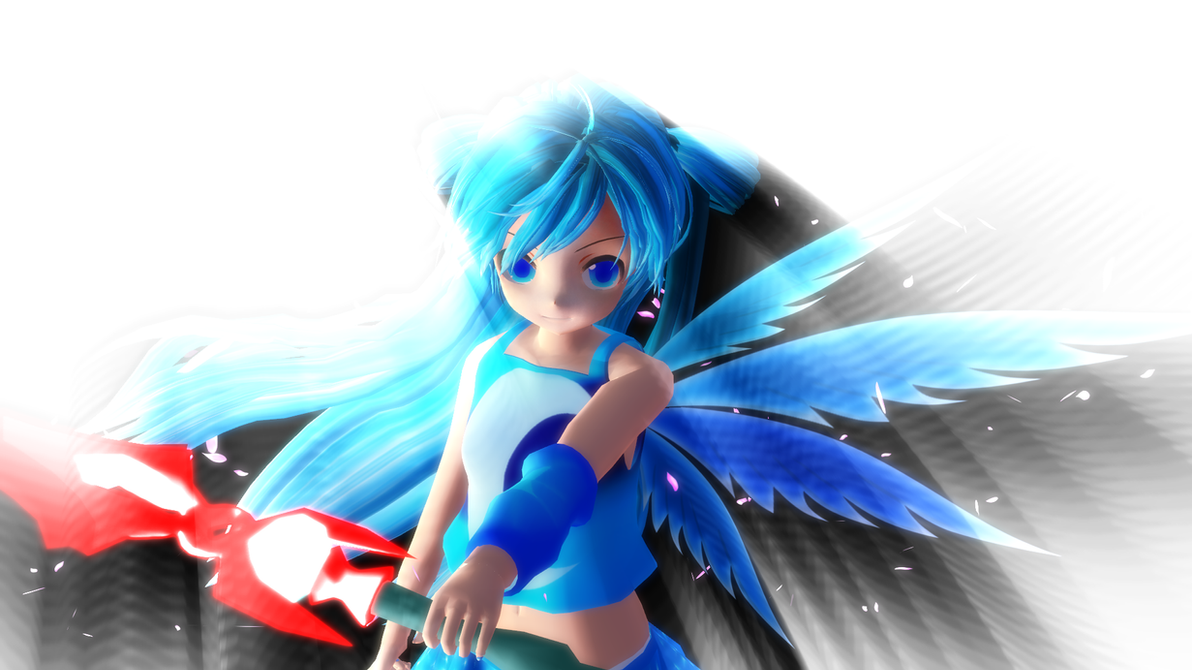 [SH-SCHOOL] Courageous Fairy by Pokeloid1