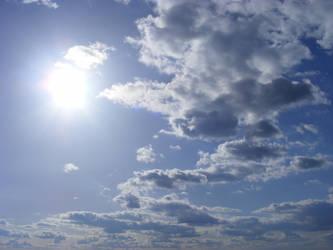 Sun.Clouds.Wind. by DreamerByDefinition
