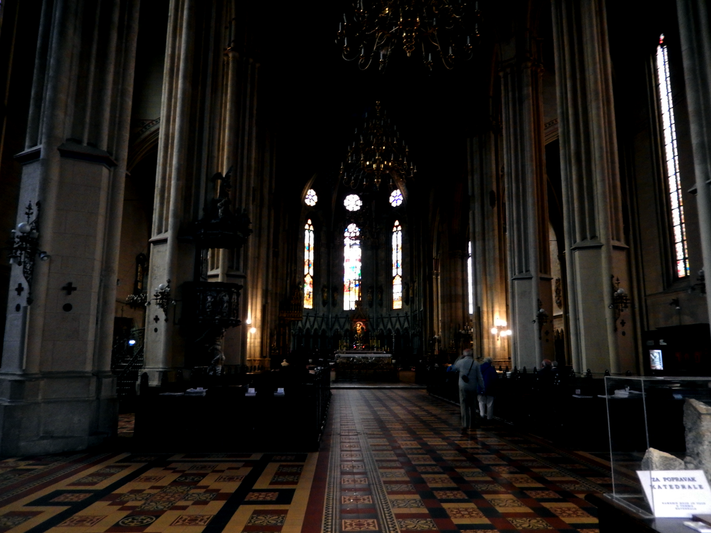 Zagrebacka katedrala by iloveaboy2