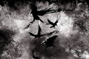 'Corvus Corax' by LEGENDANONYMOUS