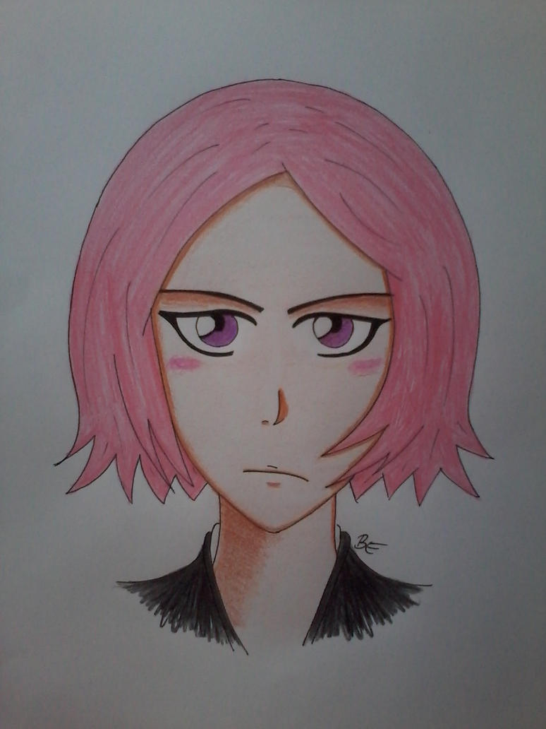 Yachiru (Bleach) by edinaholmes
