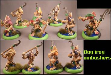 Bog trog ambushers by Dark6LTM