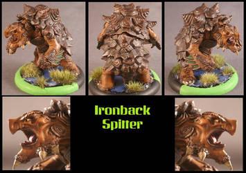 Ironback Spitter by Dark6LTM