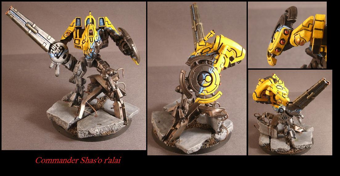 Commander shas'o r'alai by Dark6LTM