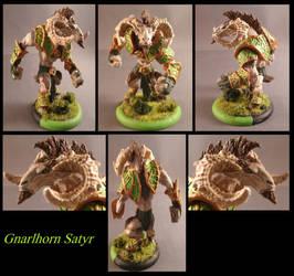 Gnarlhorn Satyr by Dark6LTM