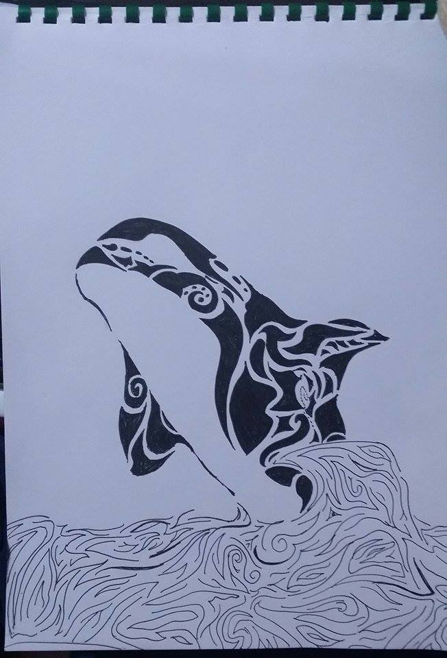 Orca by Bookworm-Ninja