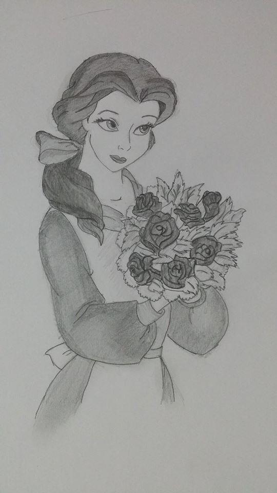 Belle by Bookworm-Ninja