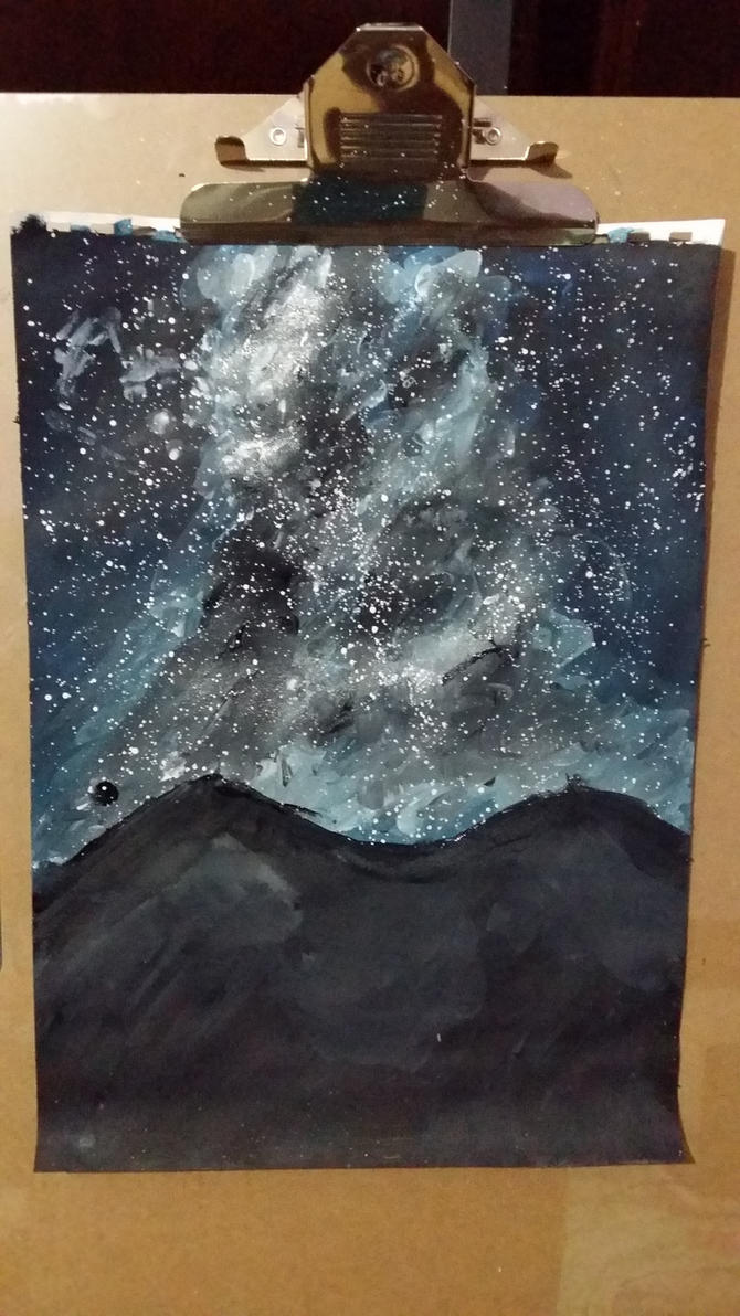 A sky full of stars by Bookworm-Ninja
