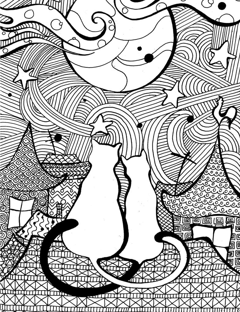 Kitty art 20 by OriAkuma