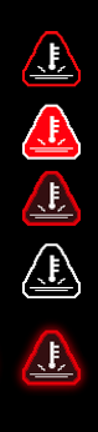 SF CAR Alert Lights by kekuha