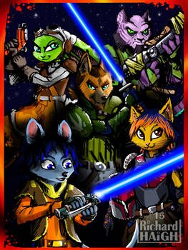 Rebel Critters
