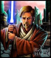 Obi Wan Kenobi  by Pen-Mark